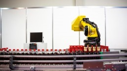 automated loading solutions for beverage industry